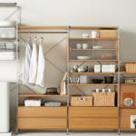 ウッドで揃える無印良品のシンプル家具