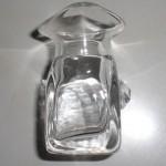 シンプルな黒壁ガラスの愛用ミルクピッチャー