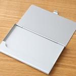 無印カードケースをメイクパレットにするのが流行中!