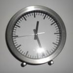 10年選手!飽き知らずのIKEAのシンプル時計
