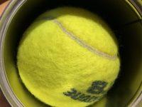 全身のコリ&歪みにテニスボール2個のストレッチ