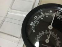 100均の温湿度計の精度ってどうなの?⇒調べてみました